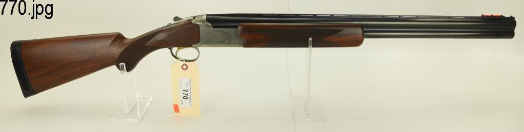 Lot #770 - Browning Citori O/U Shotgun (Japan)