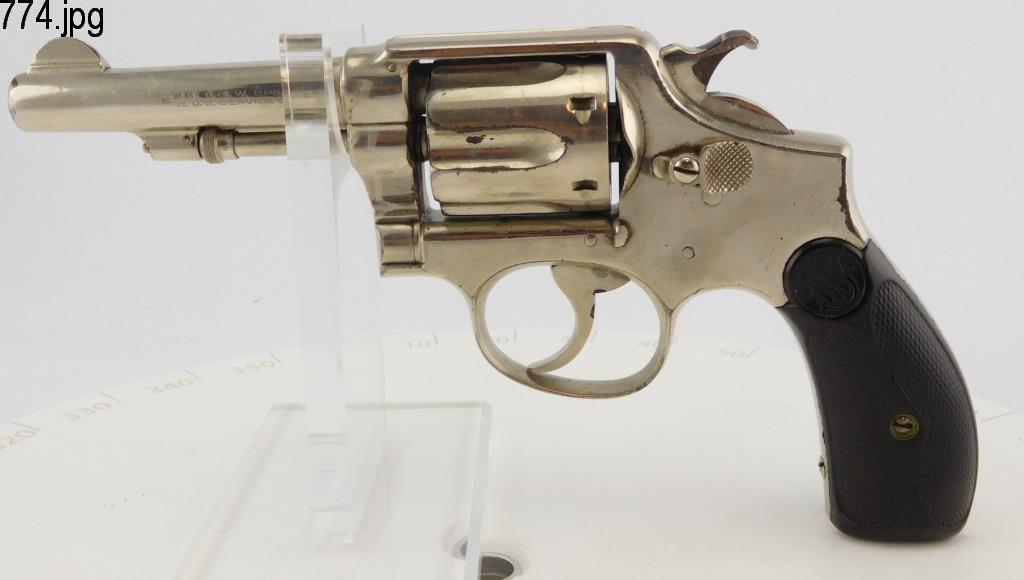 Lot #774 -S&W Hand Ejector, M & P, 2nd