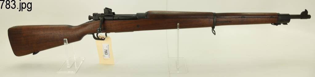 Lot #783 -US Smith Corona1903-A3 BA Rifle