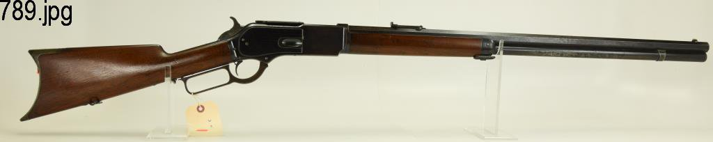 Lot #789 -Winchester 1876 1st Mdl LA Rifle