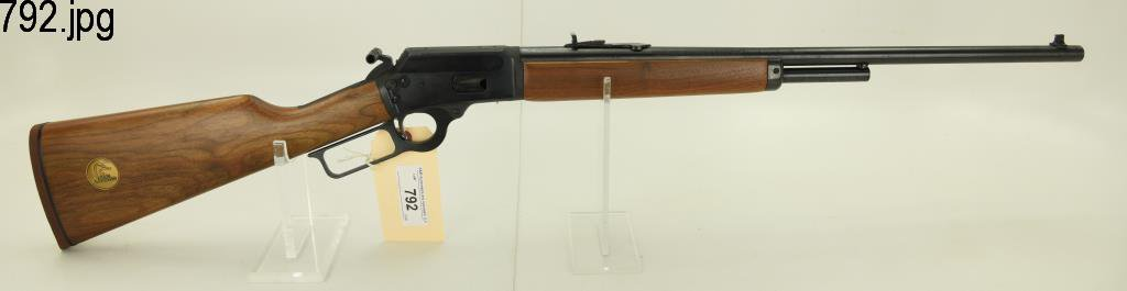 Lot #792 -Marlin 1894CL Ducks Unlimited L. Action Rifle