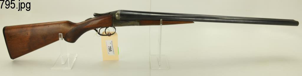 Lot #795 -AH Fox Sterlingworth SxS Shotgun
