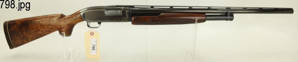 Lot #798 -Winchester 12 Trap Pump Shotgun