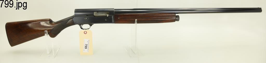 Lot #799 -Browning Auto A-5 Grade 1 SA Shotgun