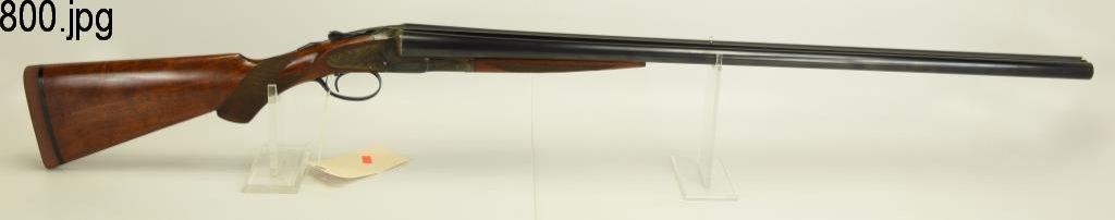 Lot #800 -LC Smith/Hunter ArmsIdeal Grade SxS