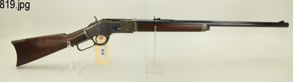 Lot #819 - Winchester 1873, 2nd  LA Rifle