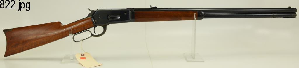 Lot #822 -Winchester 1886 Standard LA Rifle