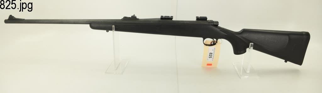 Lot #825 -Remington Mdl 700 BA Rifle
