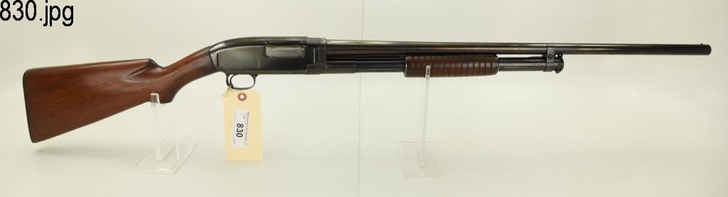 Lot #830 -Winchester12 Field Pump Shotgun