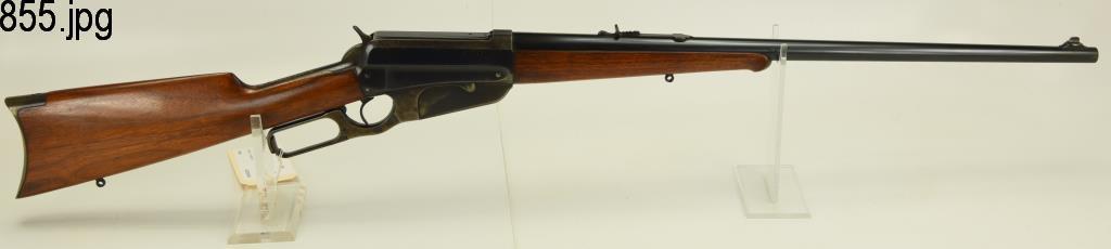 Lot #855 -Winchester Mdl 1895 LA Rifle