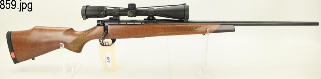 Lot #859 -Weatherby Vanguard BA Rifle