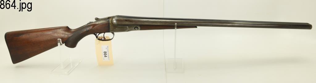 Lot #864 -Parker Shotgun SxS Vulcan Grade