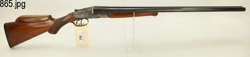 Sot #865 -LC SmithSxS Shotgun Field Grade