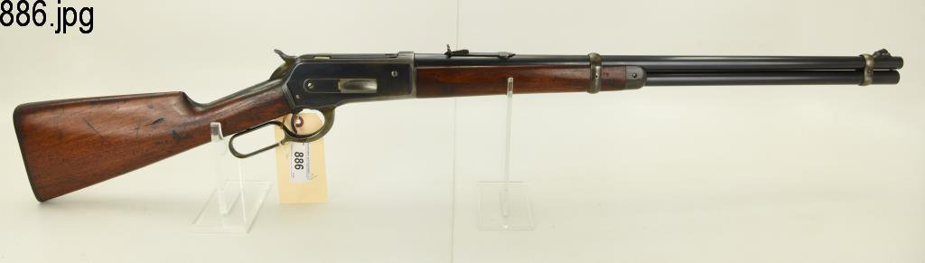 Lot #886 -Winchester 1886 LA Rifle