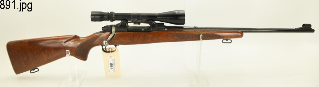 Lot #891 -Winchester 70 FW B. Action Rifle
