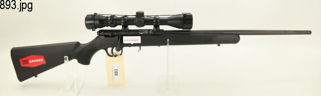 Lot #893 - Savage  93R17FXP BA Rifle  (NIB)