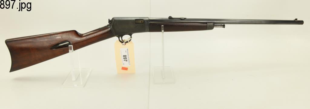 Lot #897 -Winchester 1903 SA Rifle