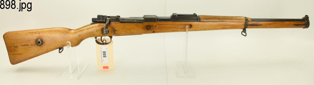 Lot #898 -Mauser Gew 98 Amberg 1917 BAR