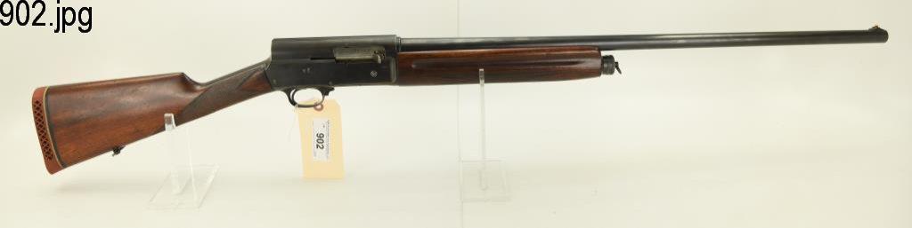 Lot #902 -Browning Auto 5 SA Shotgun