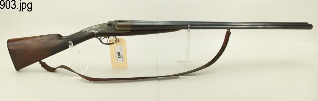 Lot #903 -DarneR15 Pheasant Hunter SxS Shotgun