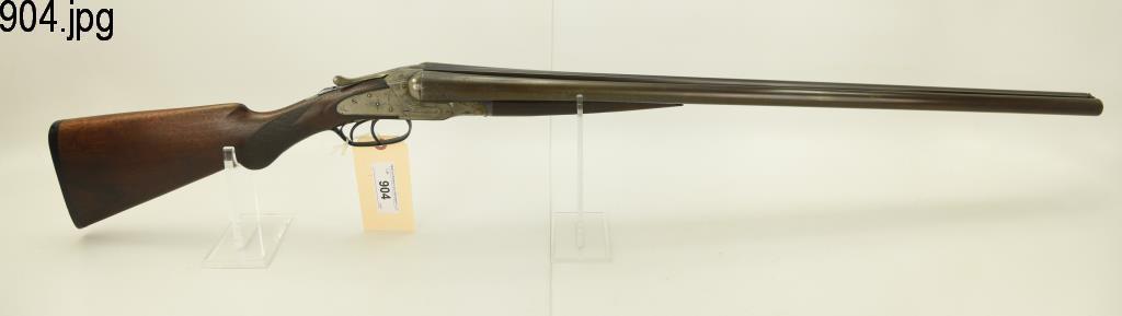 Lot #904 -Baker Gun Co SxS Shotgun