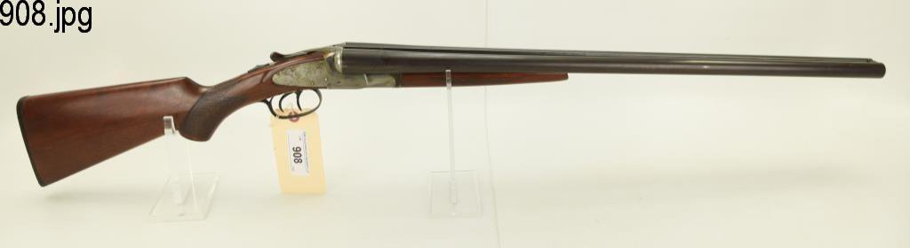 Lot #908 - Hunter Arms/LC Smith Field Grade SBS