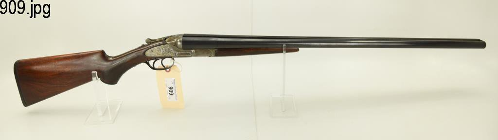 Lot #909 -Baker Gun Co. Mdl Batavia Leader