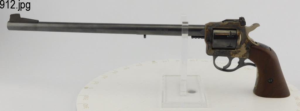 Lot #912 -H&R 686 Dbl. Action Revolver