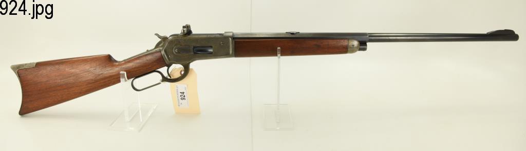 Lot #924 -Winchester1886 LA Rifle