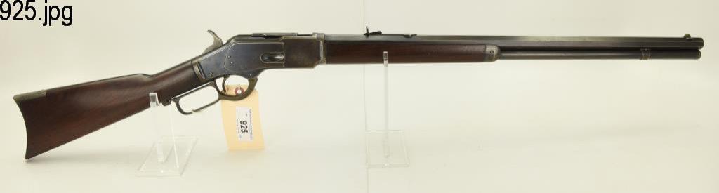 Lot #925 -Winchester1873, 3rd Mdl, LA Rifle