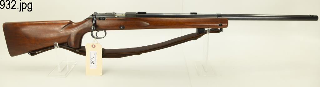 Lot #932 -Winchester52B, Heavy BBL BA Rifle