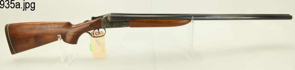 Lot #935A -Lefever SxS Sidelock Shotgun