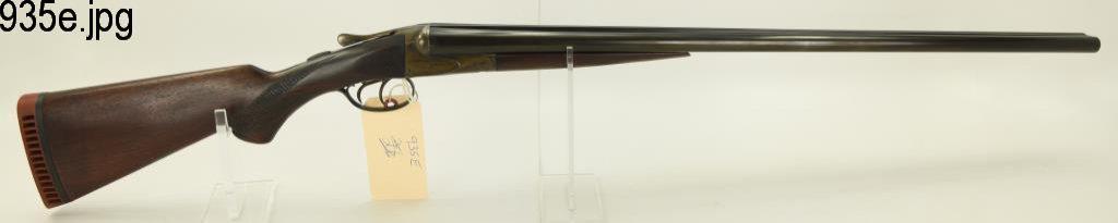 Lot #935E -Fox Sterlingworth SXS Shotgun