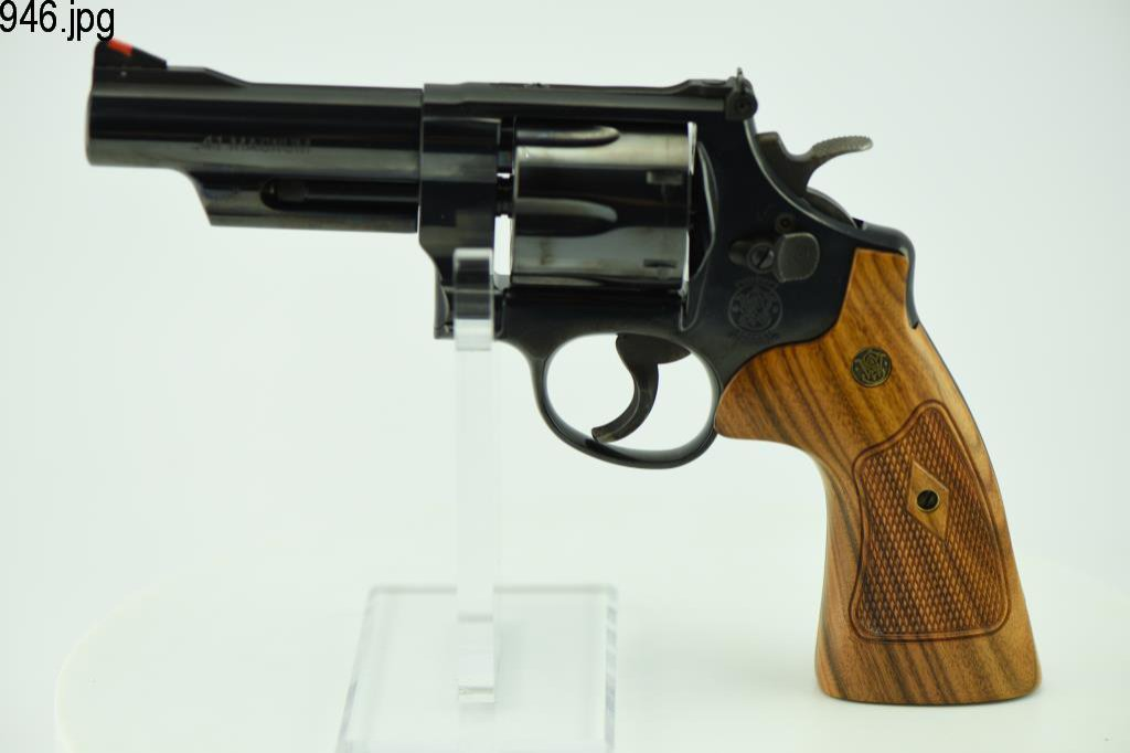 Lot #946 - S&W  57-6 Double Action Revolver