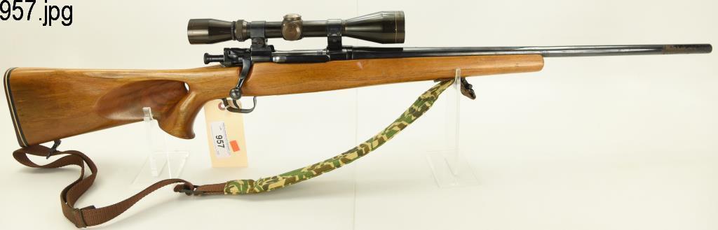 Lot #957 -Remington1903 Sporterized BA Rifle