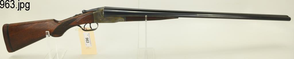 Lot #963 -IthacaFlues Field Grade ,SxS Shotgun