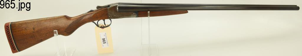 Lot #965 -LefeverNitro Special SxS Shotgun