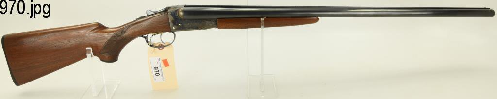 Lot #970 -Savage Fox  B SBS Shotgun