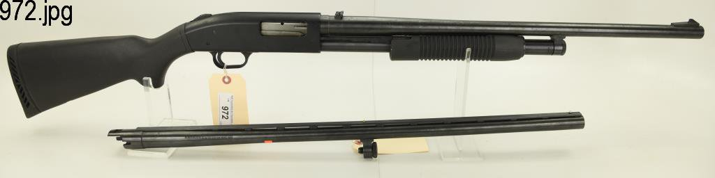 Lot #972 - Mossberg  500A Pump Shotgun