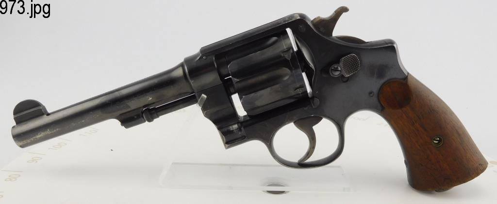 Lot #973 -US/S&W US Army  1917