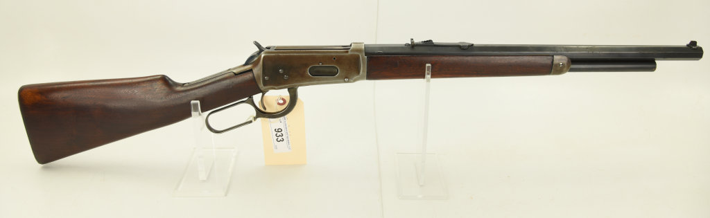 Lot #933 - Winchester 94 LA Rifle