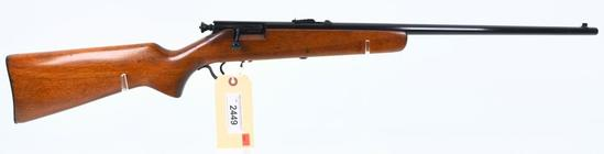 J. STEVENS ARMS CO Springfield Mdl 15 Single Shot Rifle