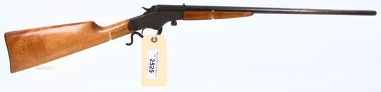 J STEVENS ARMS CO. CRACK SHOT MDL 26 Falling block rifle