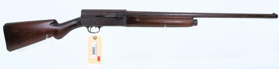REMINGTON/ BROWNING PATENT 11 Semi Auto Shotgun