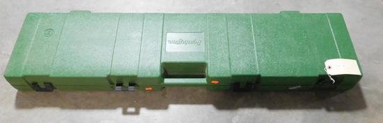Lot #361 -Remington rifle Green Hardcase for 7400Rifle