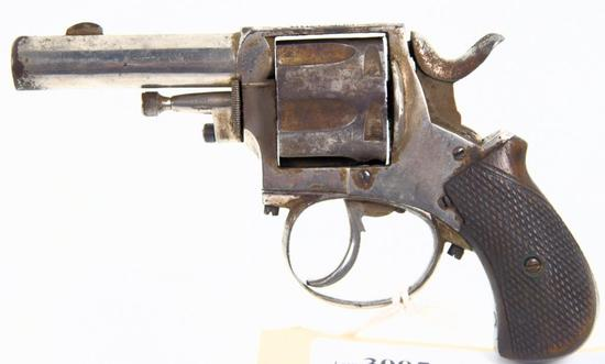 Forehand & Wadsworth British Bulldog Double Action Revolver