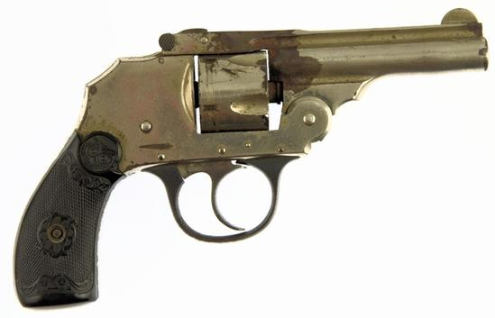 IVER JOHNSON ARMS AND CYCLE WORKS CO. SAFETY AUTOMATIC