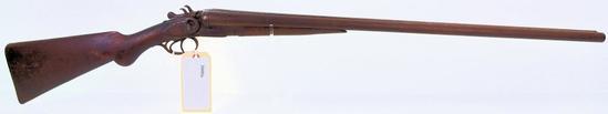 Thomas Parker (Belgian) The Standard SXS Shotgun