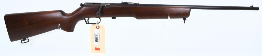 WARDS-WESTERNFIELD 39A Bolt Action Rifle