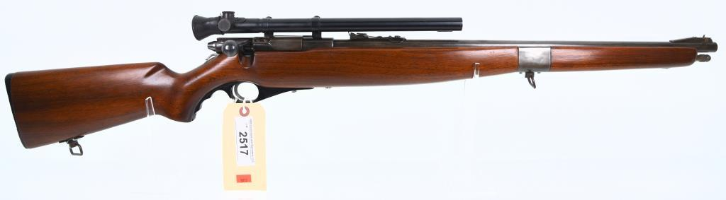 O. F. MOSSBERG & SONS 46M Bolt Action Rifle
